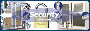 Bristol Glazing Security Locks