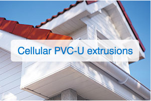 Cellular PVC Extrusions
