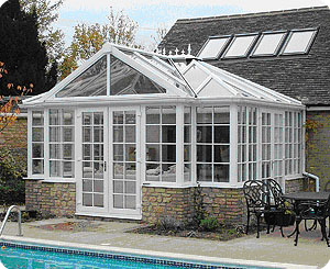 Bristol Glazing Bespoke Conservatory look again